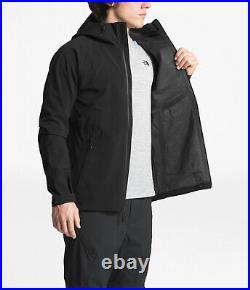 $229 NWT THE NORTH FACE Men's GORE-TEX Apex Flex GTX Waterproof Jacket Small S