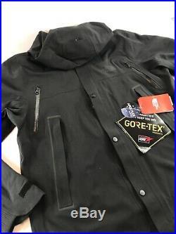 $299 THE NORTH FACE Apex Flex GTX Parka Gore-Tex Men's Size L TNF Black New