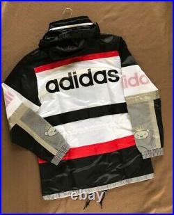 Adidas Originals Men's NIGO 25 Blocked Parka Jacket Size S