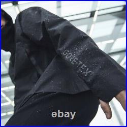 Adidas Terrex Myshelter Gore-Tex Paclite Rain Jacket Mens XL Black FP8450 $350