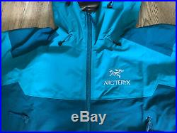 Arc'teryx / Arcteryx Beta SL Hybrid GORE-TEX Mens Jacket Size M Firoza (Blue)