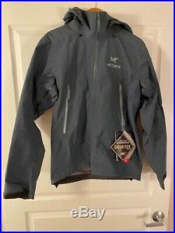 Arc'teryx Beta AR Jacket Men's Gore-Tex Pro Neptune X-LARGE ARCTERYX 21782