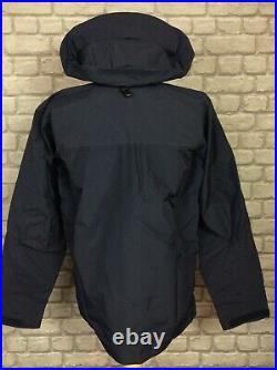 Arc'teryx Mens Uk M Beta Ar Tui Blue Gore-tex Hooded Ski Jacket Rrp £500 Kl