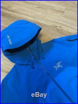 Arc'teryx Rush Gore-Tex Pro Men's Jacket (Adriatic Blue) Extra Large XL