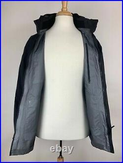 Arc'teryx VEILANCE Field LT Jacket mens medium M, Gore-Tex waterproof, black