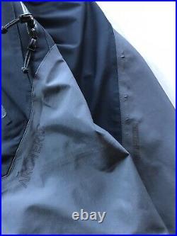Arcteryx 1990s Rare Sidewinder Gore-Tex XCR Jacket Alpha Beta Theta SV SL AR LT
