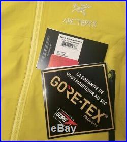 Arcteryx BETA SL HYBRID Men's Jacket Size LARGE- NEW