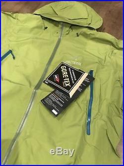 Arcteryx Beta LT Jacket- GORE-TEX PRO Saguaro Green XXL $550 NWT