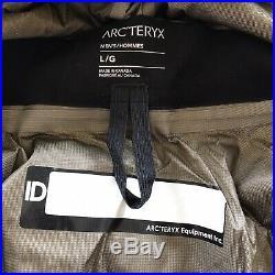 Arcteryx LEAF Alpha LT Gen 2 Multicam Size Large Army Military Theta Beta SV AR