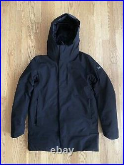 Arcteryx Magnus Coat Parka Insulated Waterproof Gore-Tex Black Small