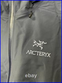 Arcteryx Men's Beta LT Gore-Tex Shell Jacket Size Medium Fortune model 26844