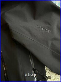 Arcteryx Men's Beta SL Gore-Tex Shell Rain Jacket Size Medium Black