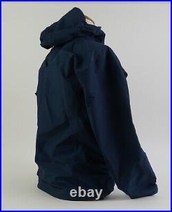 Arcteryx Men's Beta SL Gore-Tex Shell Rain Jacket Size Medium Nocturne Blue