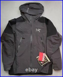 Arcteryx Rush LT Black Pilot Gore-Tex Mens Ski/Snowboard Jacket New