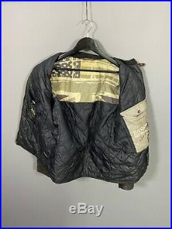 BARBOUR INTERNATIONAL STEVE MCQUEEN WAX Jacket Large Great Condition Mens