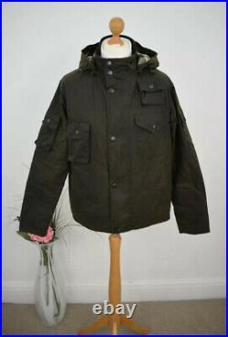 BARBOUR x ENGINEERED GARMENTS Cowen Wax Jacket Size Medium/Large 38/40 Mr Porter