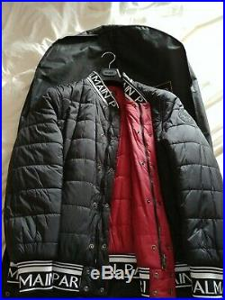 Balmain Bomber Jacket Reversible Mens 50 Brand New Without Tags
