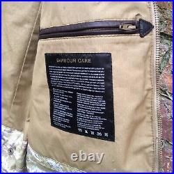 Barbour x White Mountaineering Yosuke Aizawa Wave Wax Jacket Parka Liam S M