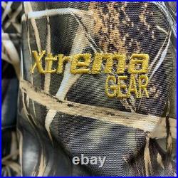 Beretta Waterfowler Jacket Coat Mens 3XL Advantage Max4 HD Camo Goretex