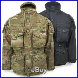 Bulldog MK2 Evolved Waterproof Windproof Army Military SAS Smock Jacket MTP Camo