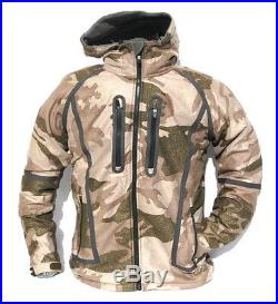 CABELA'S Men's ALASKAN GUIDE Windproof Waterproof Outfitter Camo Hunting Jacket
