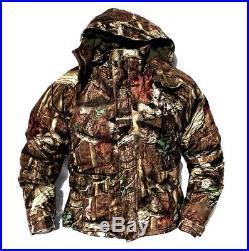 Cabela's Men's Dry-Plus Mossy Oak Break-Up INFINITY 10 Point Hunting Jacket