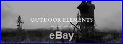 Cabela's Men's GORE-TEX Windstopper Upland Blaze Waterproof GTX Hunting Jacket