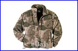 Cabela's Men's Outfitter Camo Wooltimate Windshear Waterproof Hunting Jacket