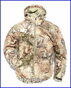 Cabela's Men's Western Zonz Woodlands Active Merino-Wool Windshear Hunting Parka