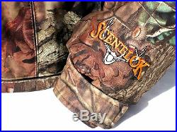 Cabela's SCENT-LOK Mossy Oak INFINITY Waterproof Insulated Men's Hunting Jacket