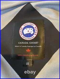 Canada Goose Mens Timber Shall Jacket Black