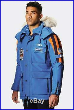Columbia Star Wars Empire Strikes Back Crew Parka Jacket Size Medium NIB M