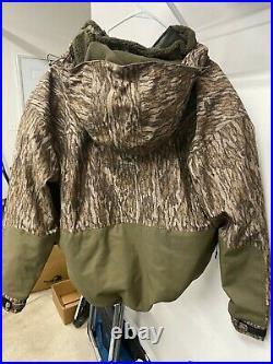 Drake Guardian Elite 3-N-1 Systems Jacket Mossy Oak Bottomland Large