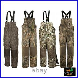 Drake Waterfowl Systems Lst Insulated Camo Bibs 2.0