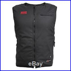 EXO2 StormRider Heated Windproof Motorcycle 12V Bodywarmer Vest SAVE £100