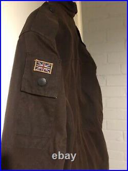 Exellent Barbour Cowen Commando C40 A551 Waxed Jacket