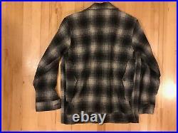 Filson Mackinaw Cruiser Wool Jacket Size M (Made in the USA)