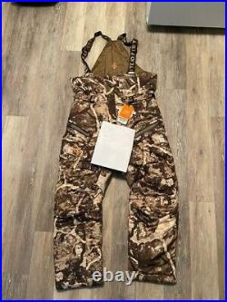 First Lite Sanctuary Bibs XXL 2XL New With TAGS Cipher