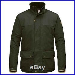 Fjallraven Jacket Men's Fjallraven Sormland Padded Jacket Green F90700 662