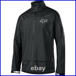 Fox Attack Water Jacket Black S, M, L, XL Mountain Bike Waterproof Winter