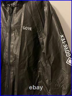 Gore Wear C5 Gore-Tex Shakedry 1985 Jacket Black S Mens Cycling waterproof 3M