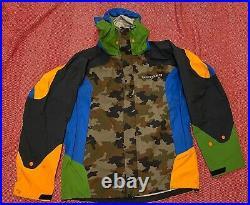 Griffin x Berghaus Goretex Camo Jacket