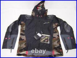 Griffin x Berghaus Solipist Goretex Camo Jacket