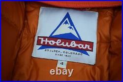 HOLUBAR Deer Hunter Boulder Down Jacket £538 Size 3/4 Medium/Large 40 Mr Porter