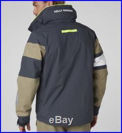 Helly Hansen Authentic SALT LIGHT JACKET Hooded 33911 994 Waterproof Windproof