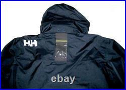 Helly Hansen DISNEY Authentic CREW HOODED JACKET 33875-597 Water/Windproof Navy