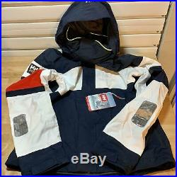 Helly Hansen Salt Light Waterproof Windproof Sailing Marine Jacket 597, SIZE M