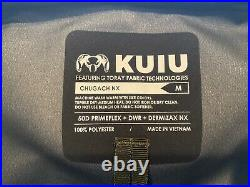 Kuiu Chugach NX Rain Jacket, Medium, Valo camo pattern, Brand New Hunting