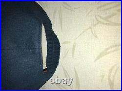 Loro Piana Baseball Cap Cashmere blue Size S M Made in Italy