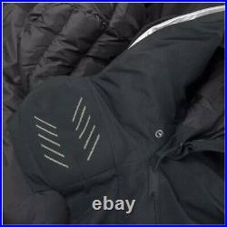 MUSTO Siku Mens Gore-Tex GTX Down Insulated Arctic Parka Jacket Black L RRP£850